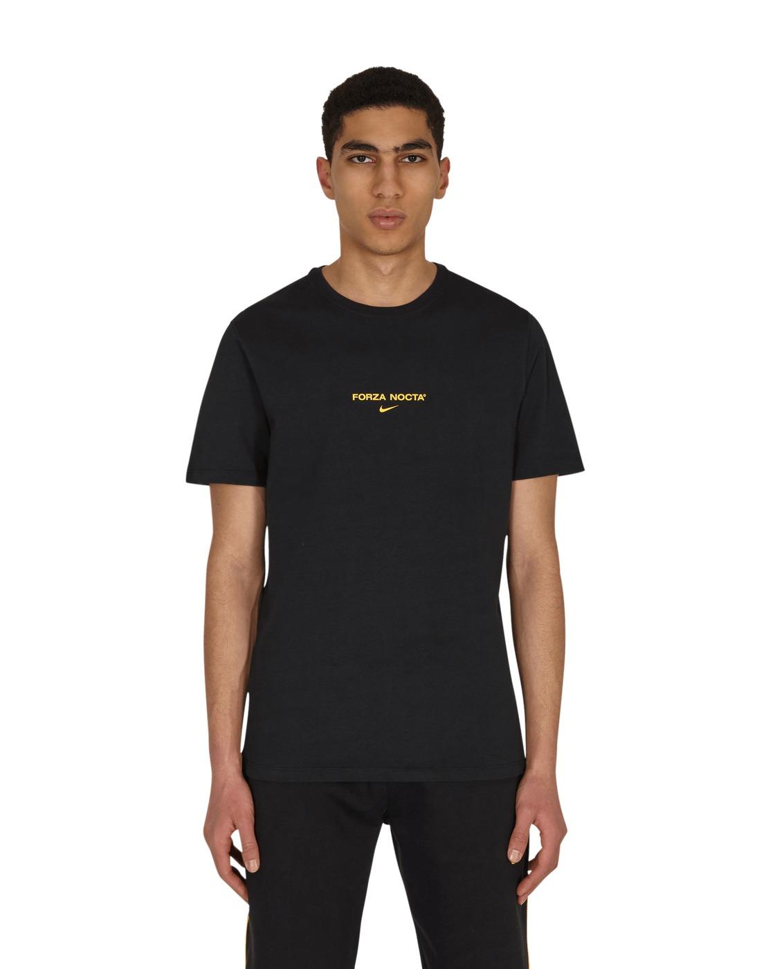 Nike Special Project Nocta Essential T Shirt Black/University Gold