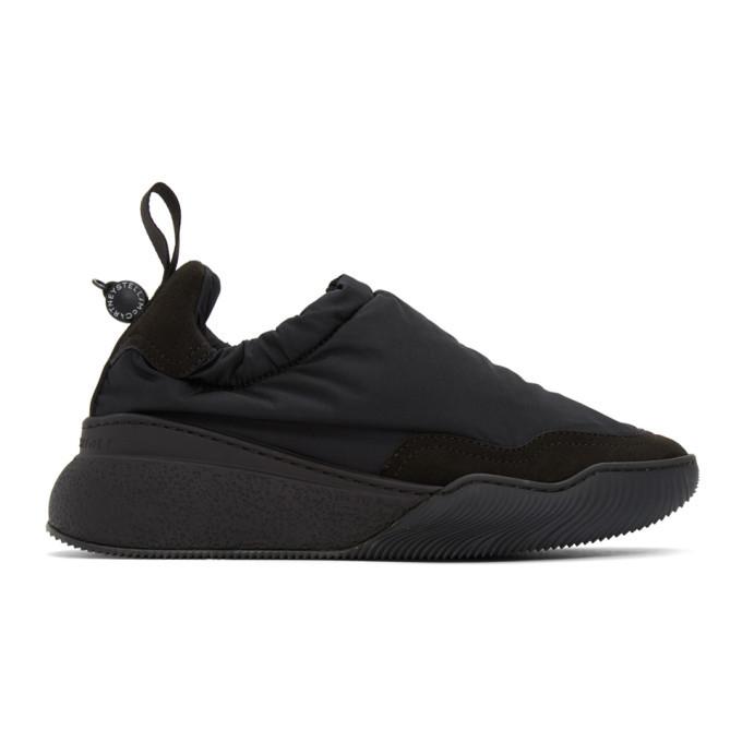 Photo: Stella McCartney Black New Loop Sneakers