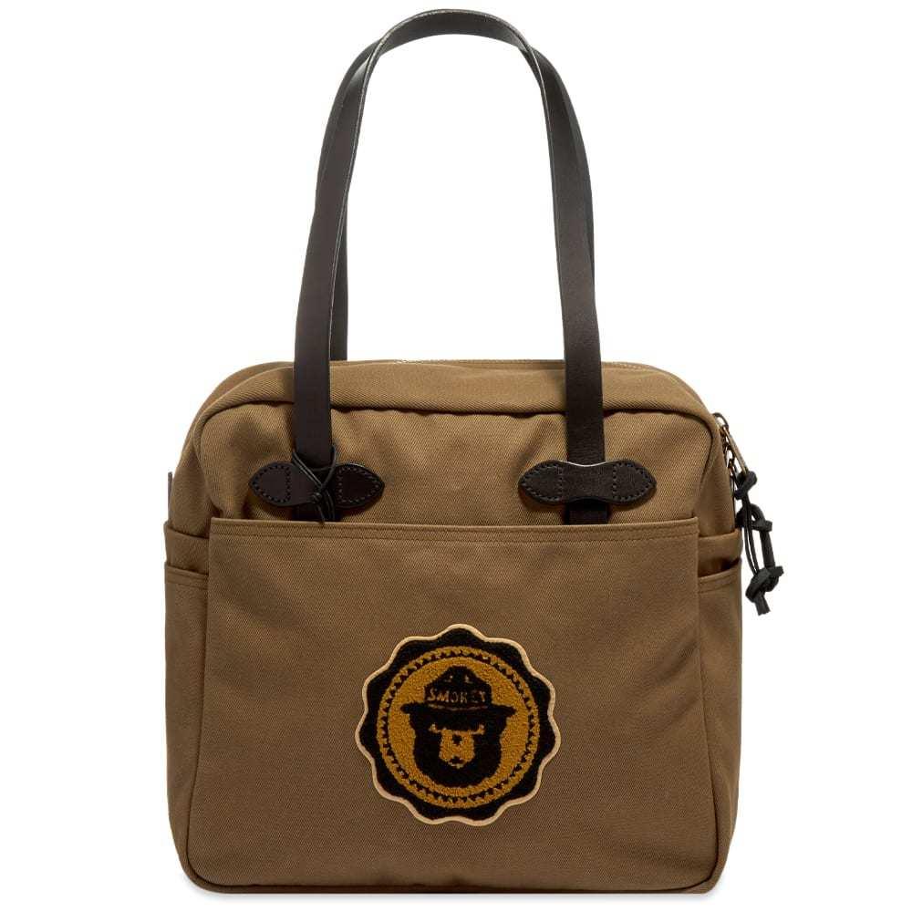 Photo: Filson Smokey Bear Tote Bag