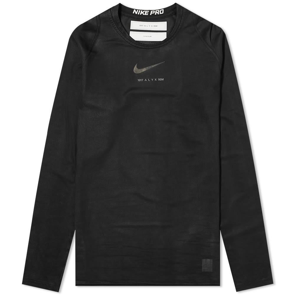 1017 ALYX 9SM x Nike Long Sleeve Tee