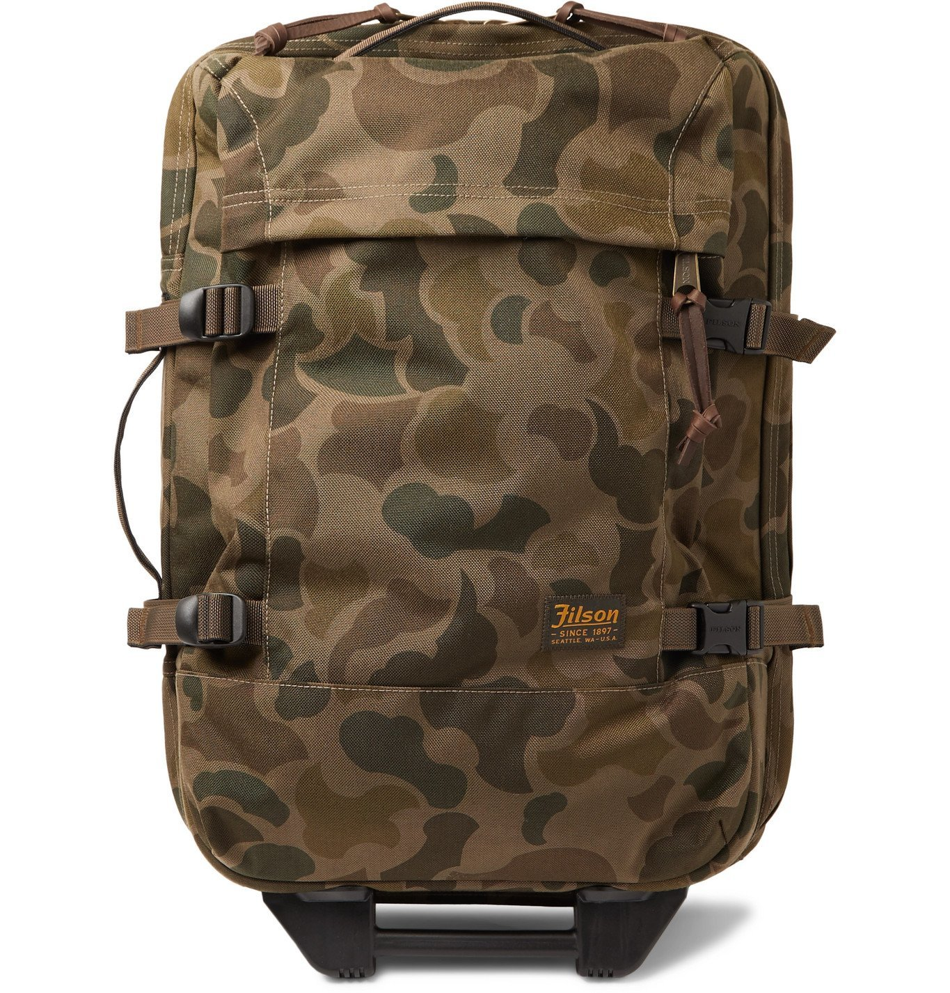 Filson - Dryden Canvas Carry-On Suitcase - Green