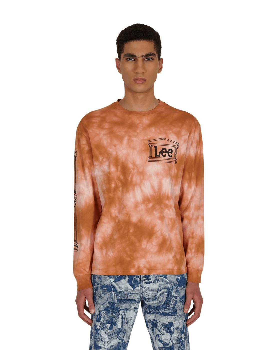 Photo: Aries Collab Lee Tie Dye Longsleeve T Shirt Multi