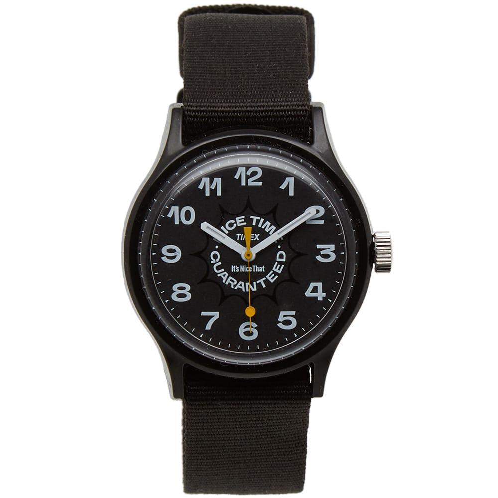 Photo: Timex x It's Nice That MK1 Watch