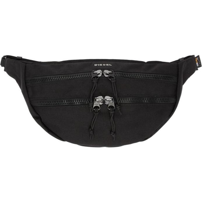 Photo: Diesel Black F-URBHANITY Messenger Bag