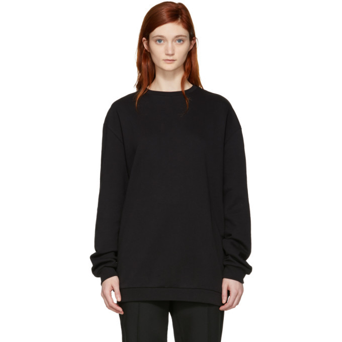 Photo: Won Hundred Black Munich Sweatshirt