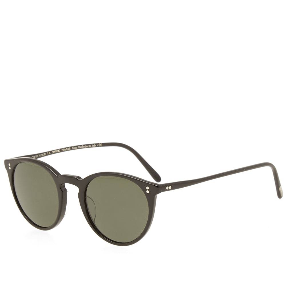 Oliver Peoples O'Malley Sunglasses Black