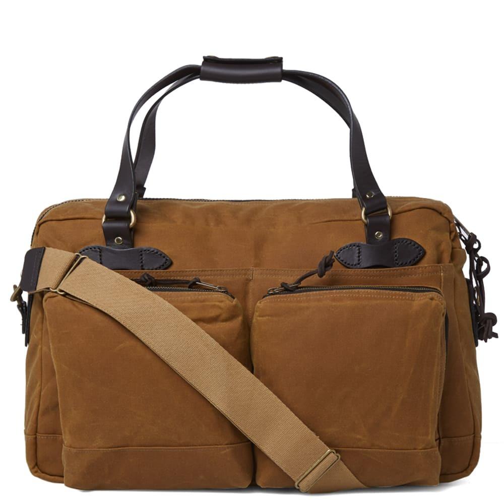 Filson 48 Hour Duffle Bag Brown