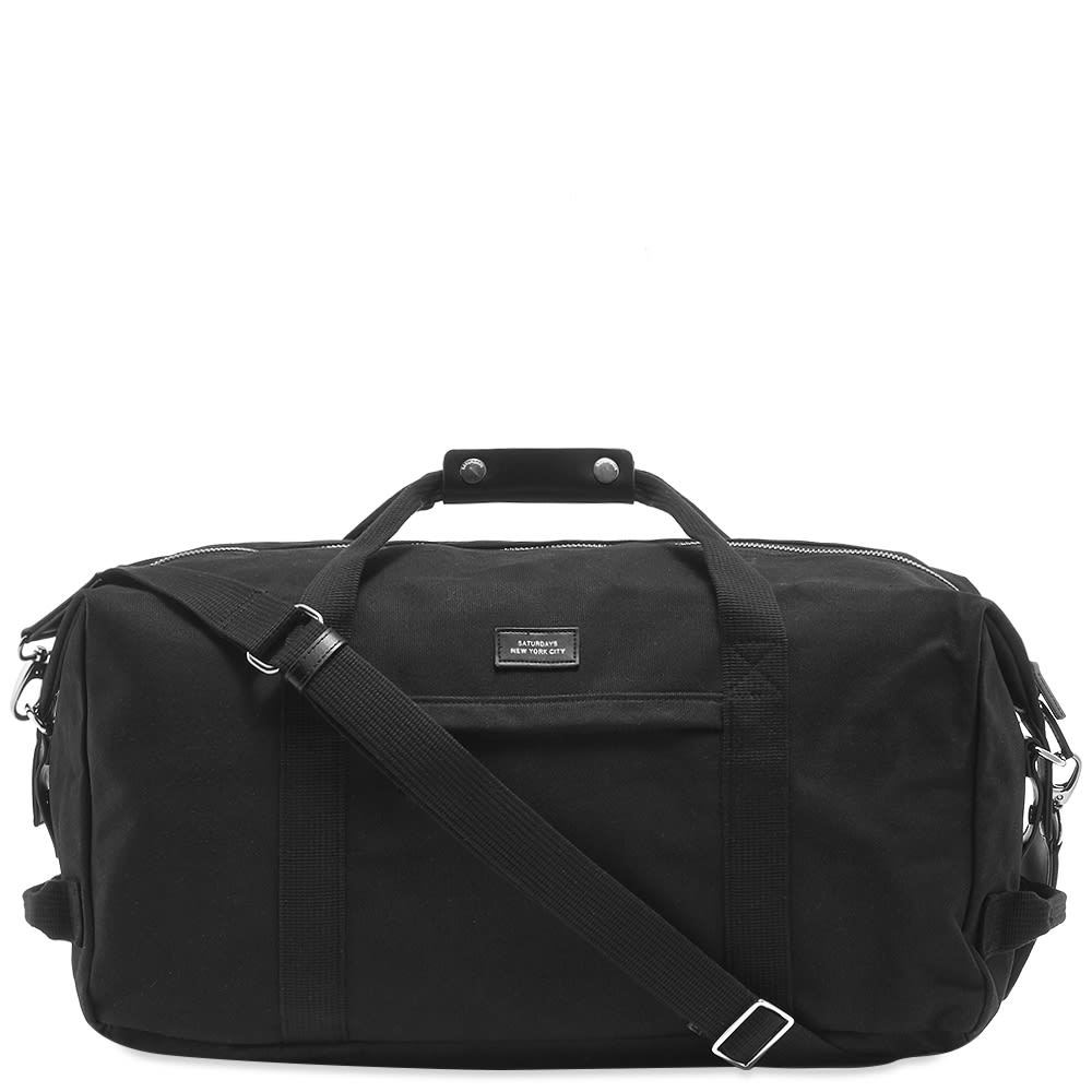 Photo: Saturdays NYC Norfolk Holdall Bag