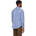 Martine Rose Blue and White Classic Shirt