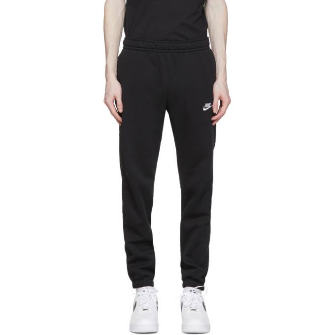 Photo: Nike Black Club Lounge Pants