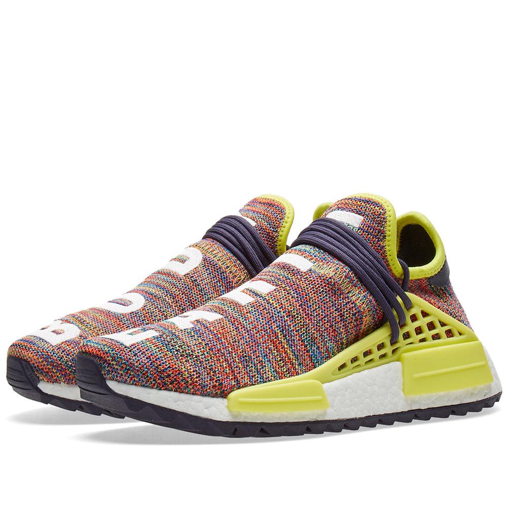 Adidas x Pharrell Williams NMD HU Trail