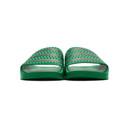 adidas Originals Green Adilette Slides
