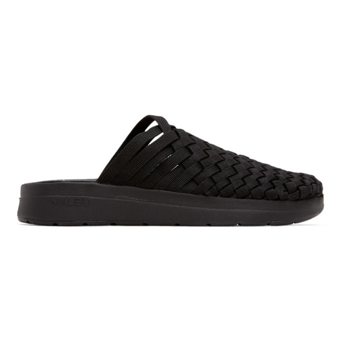 Photo: Malibu Sandals Black Colony Sandals
