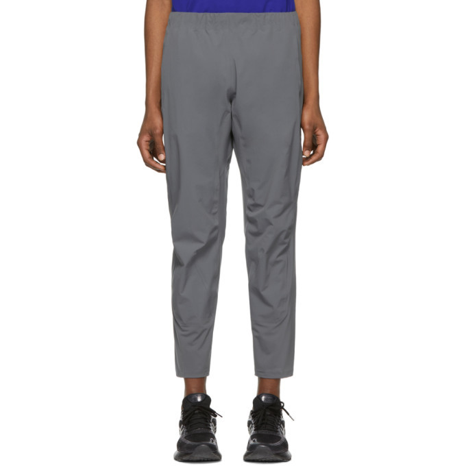 Photo: Veilance Grey Secant Comp Trousers