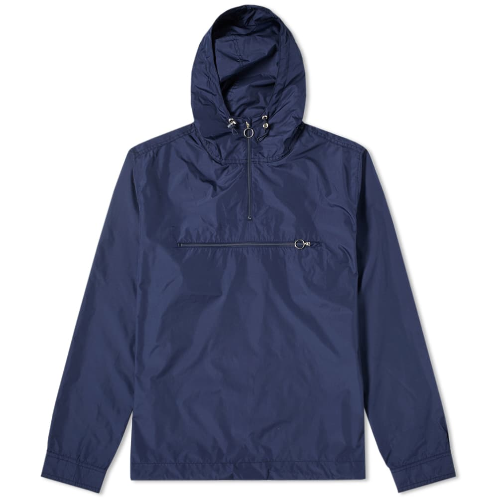 Photo: Soulland Newill Popover Nylon Hood Jacket