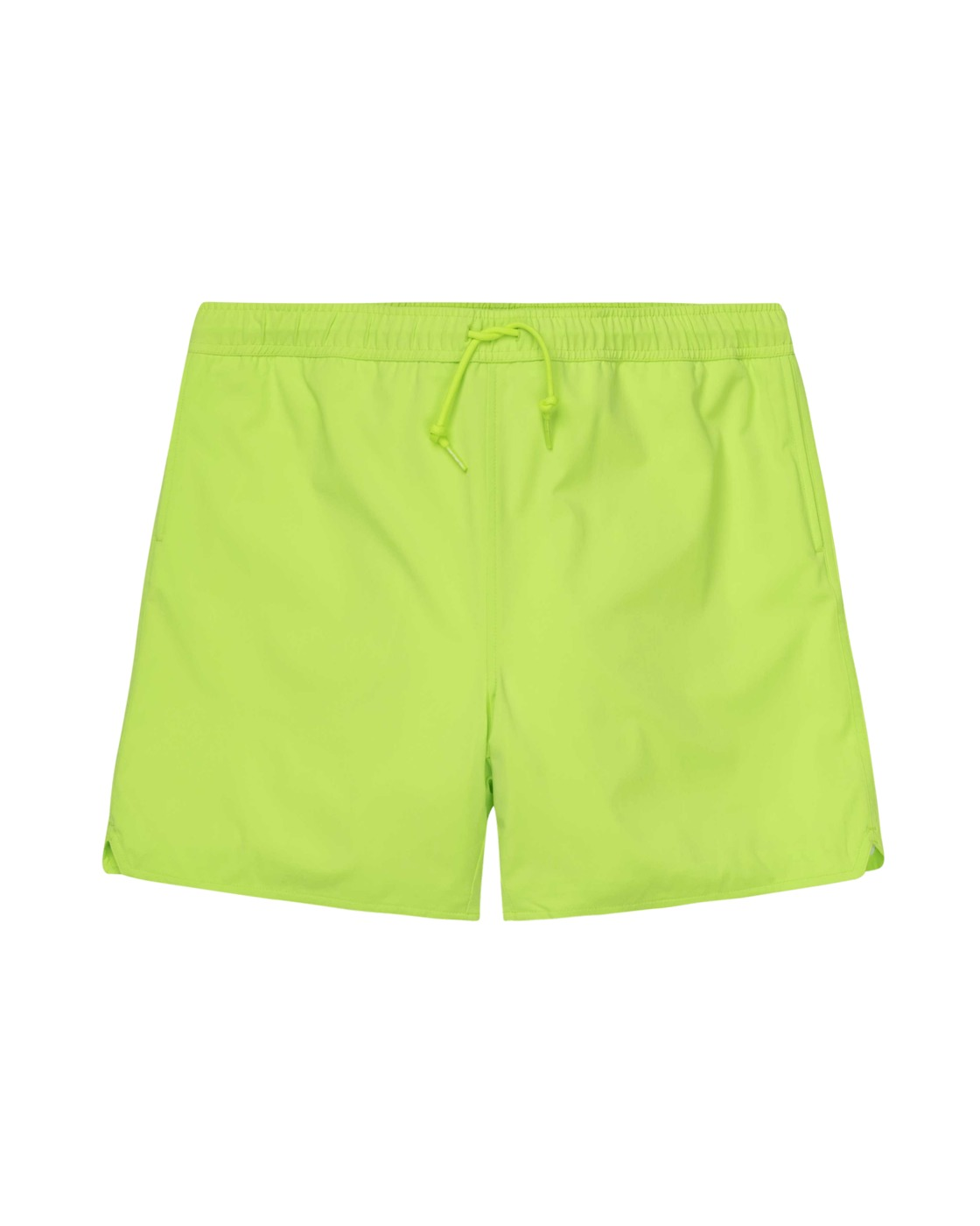 Photo: Carhartt Wip Aran Swim Trunks Lime