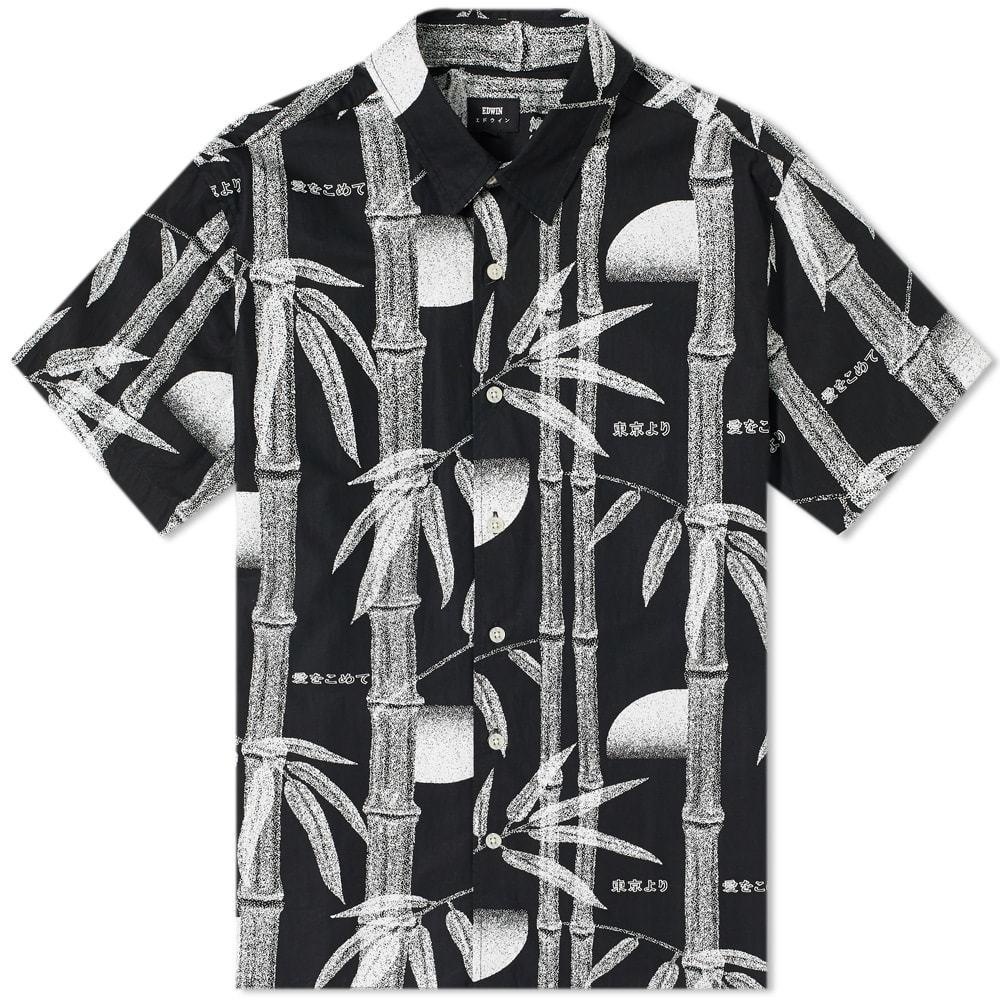 Photo: Edwin Short Sleeve Nimes Shirt