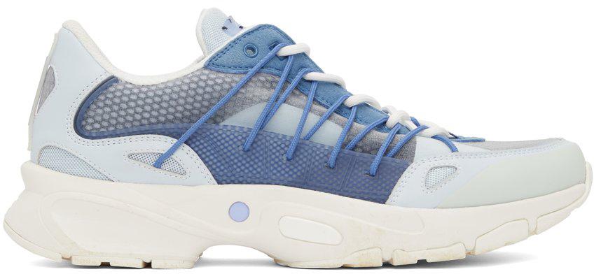 Photo: MCQ Blue Aratana Sneakers