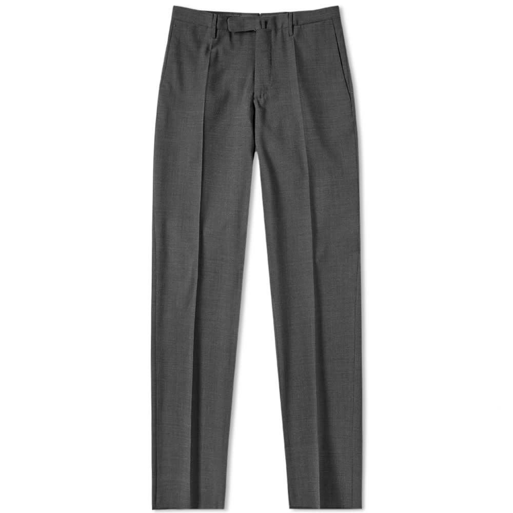 Photo: Incotex Slim Fit Wool Trouser