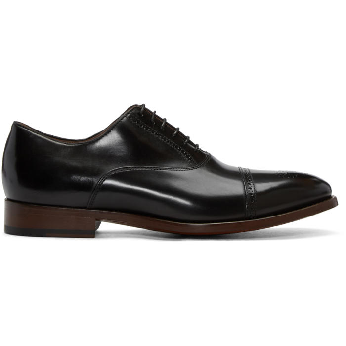 Photo: Paul Smith Black Berty Brogues