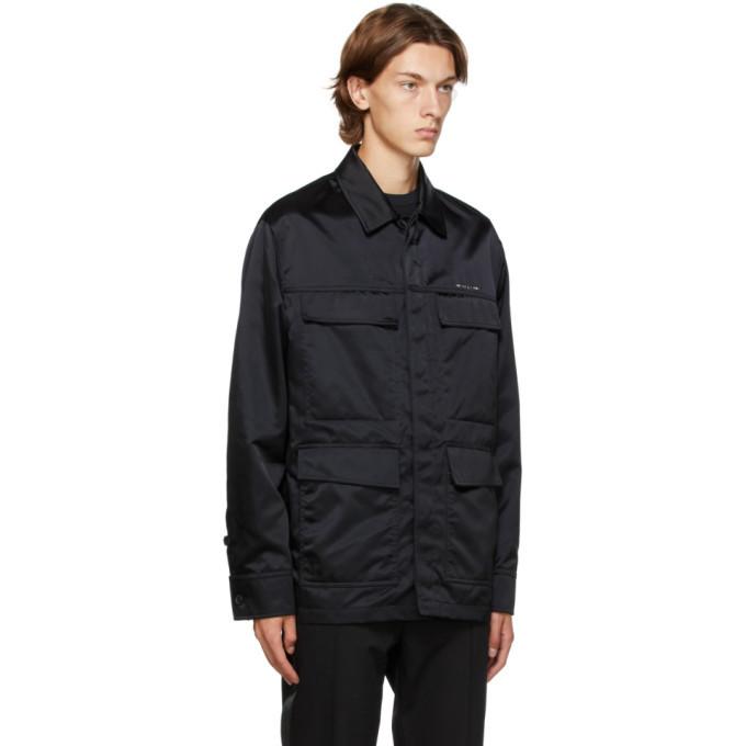 1017 ALYX 9SM Black Edge Shirt