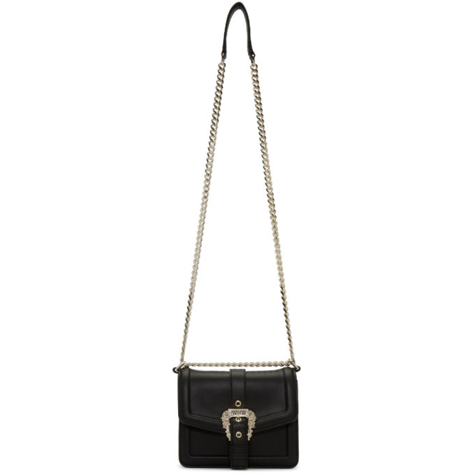 Versace Jeans Couture Black Couture I Shoulder Bag