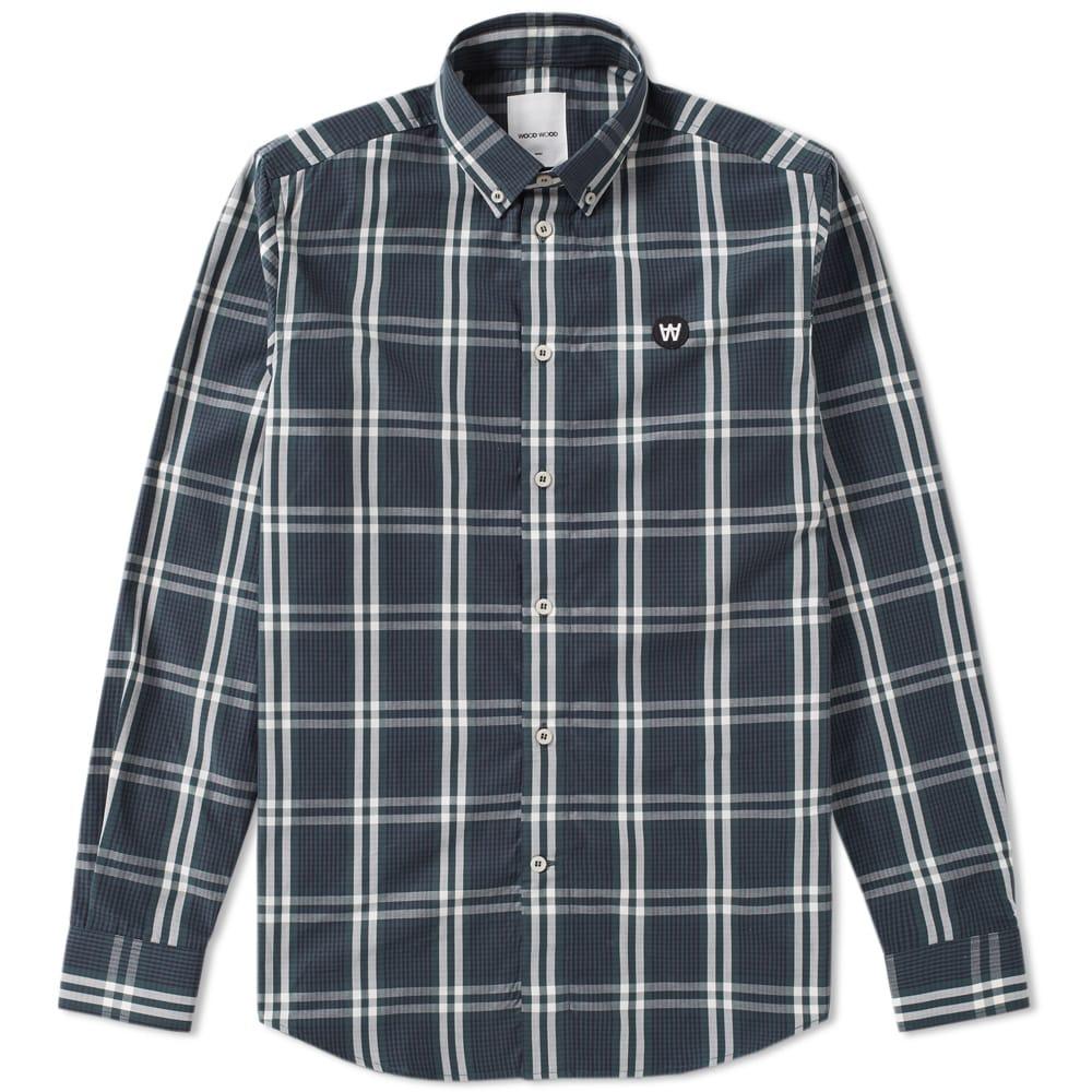 Photo: Wood Wood Dorset Check Shirt