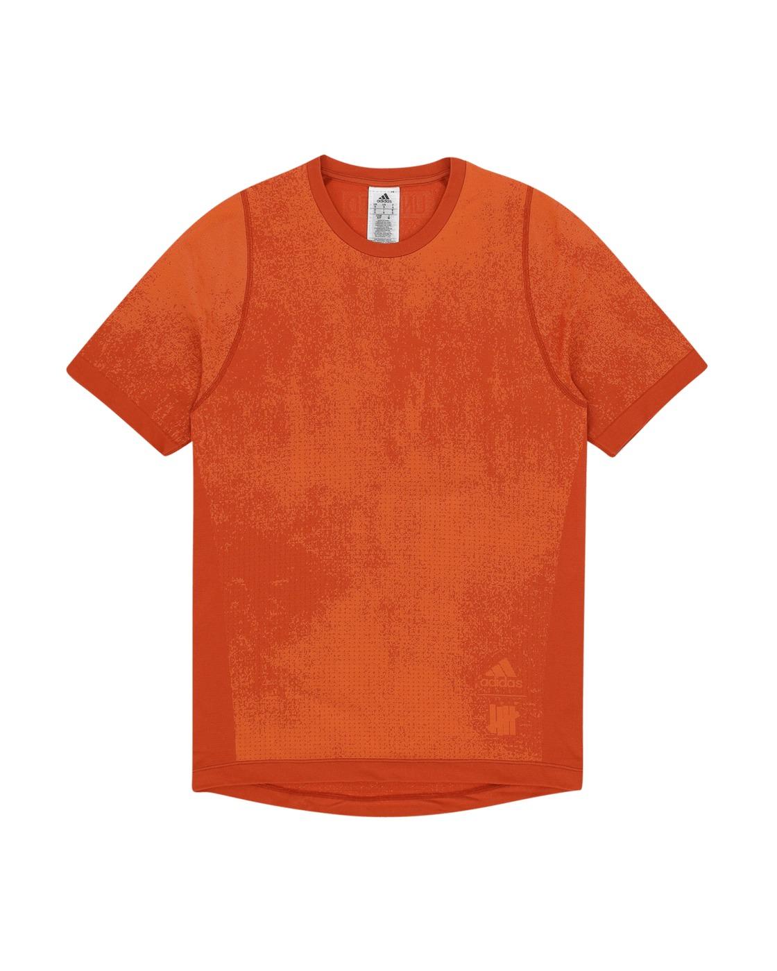 Photo: Adidas Originals Adidas X Undefeated Knit T Shirts Orange