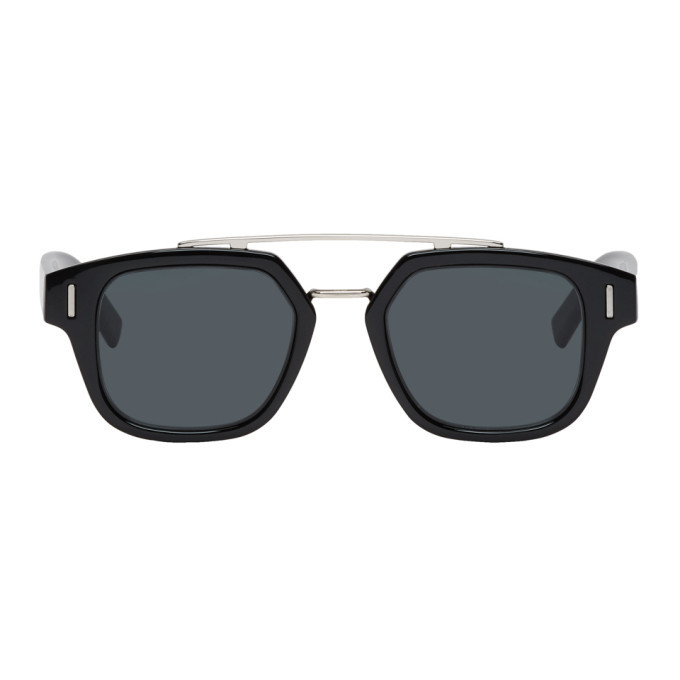 Photo: Dior Homme Black DiorFraction1 Sunglasses