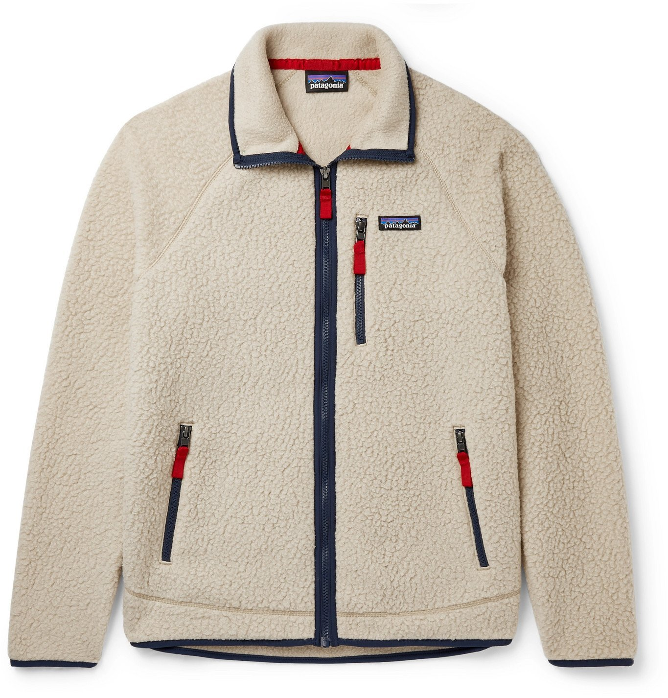 Photo: PATAGONIA - Retro Pile Fleece Jacket - Neutrals