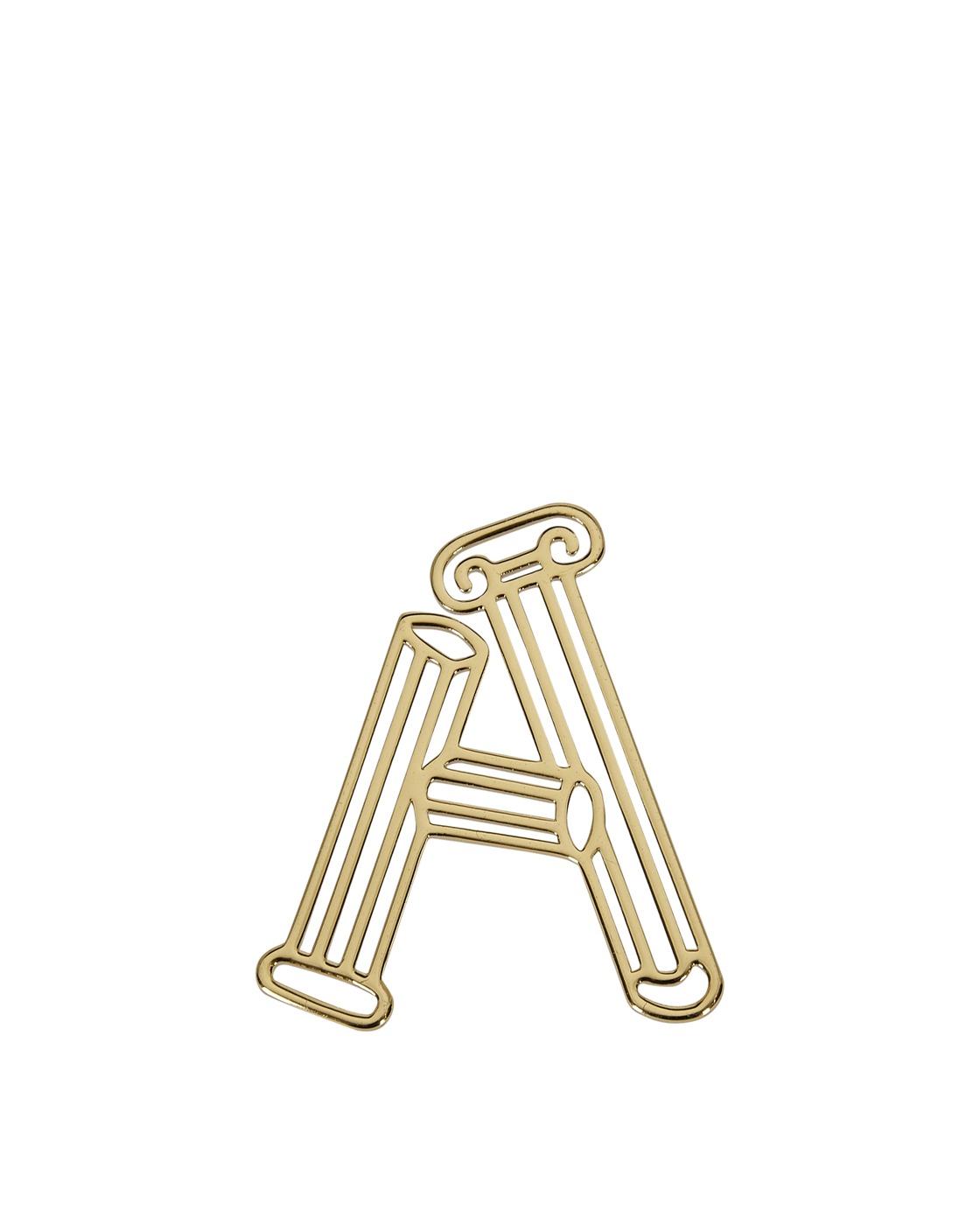 Photo: Aries Broken Column Earring Gold