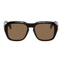 Dunhill Black Shiny Square Sunglasses