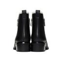 3.1 Phillip Lim Black Shearling Alexa Boots