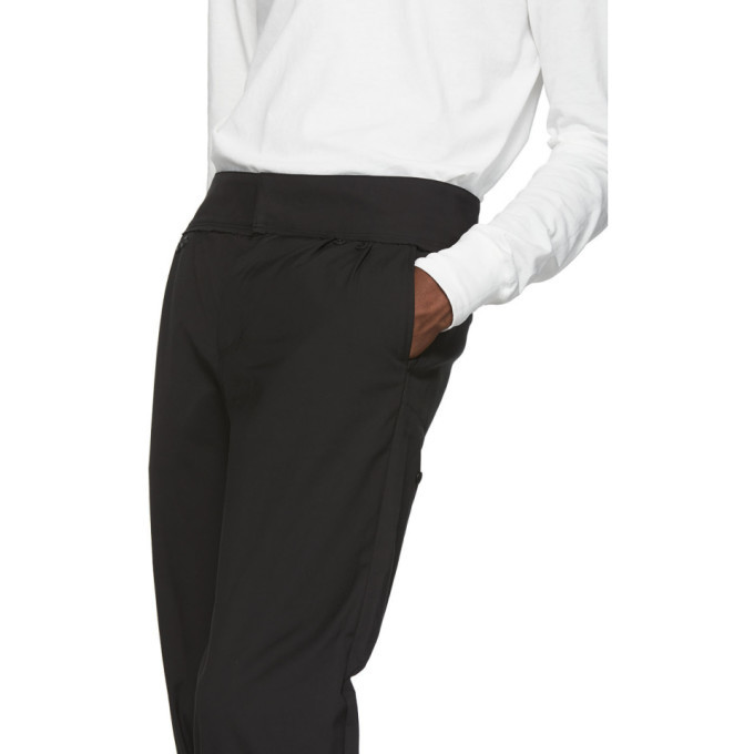 Post Archive Faction PAF Black 2.0 Center Trousers