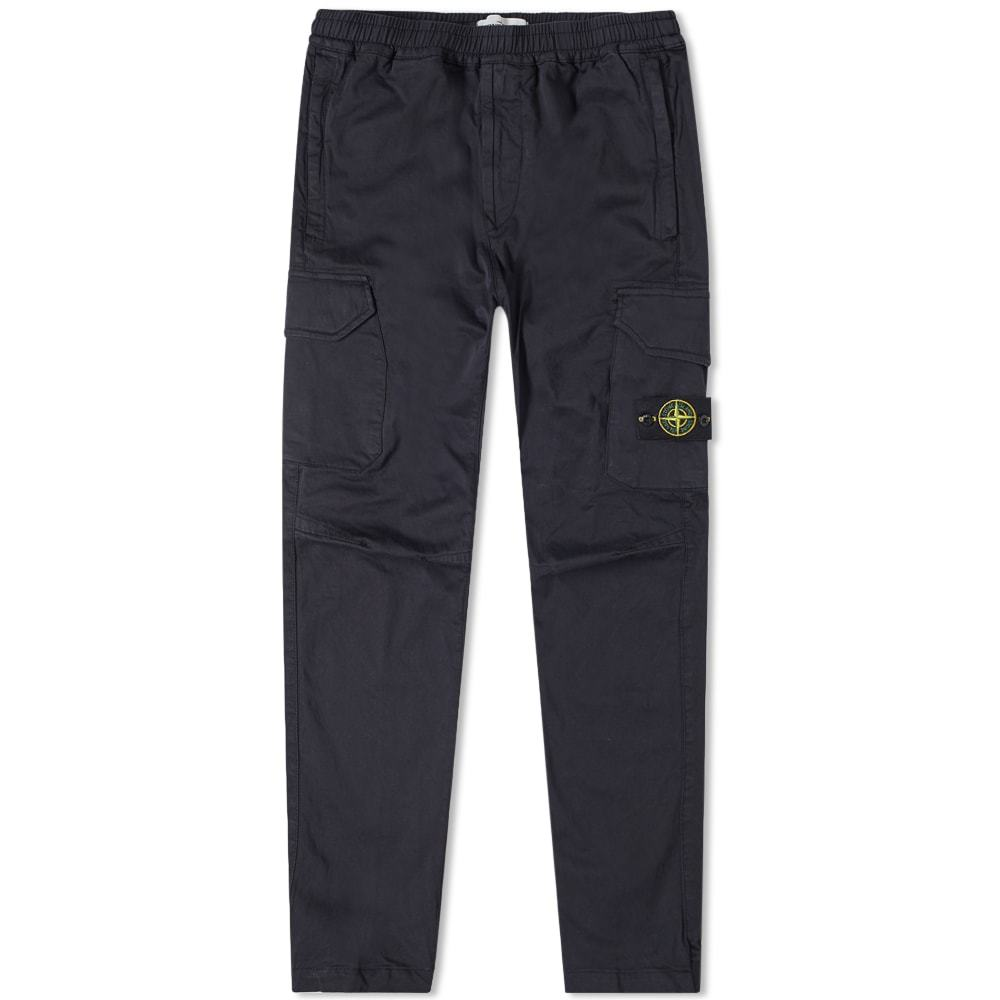 Photo: Stone Island Garment Dyed Cargo Pant
