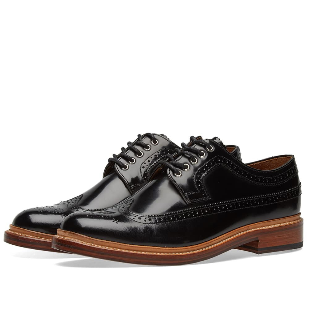 Photo: Grenson Sid Longwing Brogue