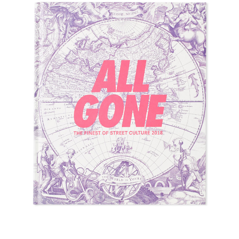 Photo: ALL GONE 2018 - The World Is Yours