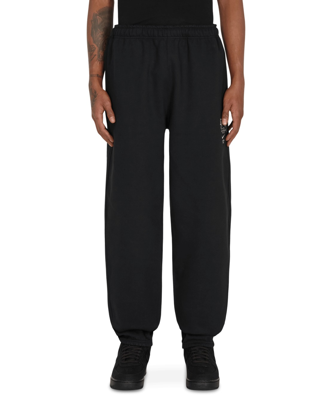 Photo: Nike X Stussy Stüssy Sweatpants Black