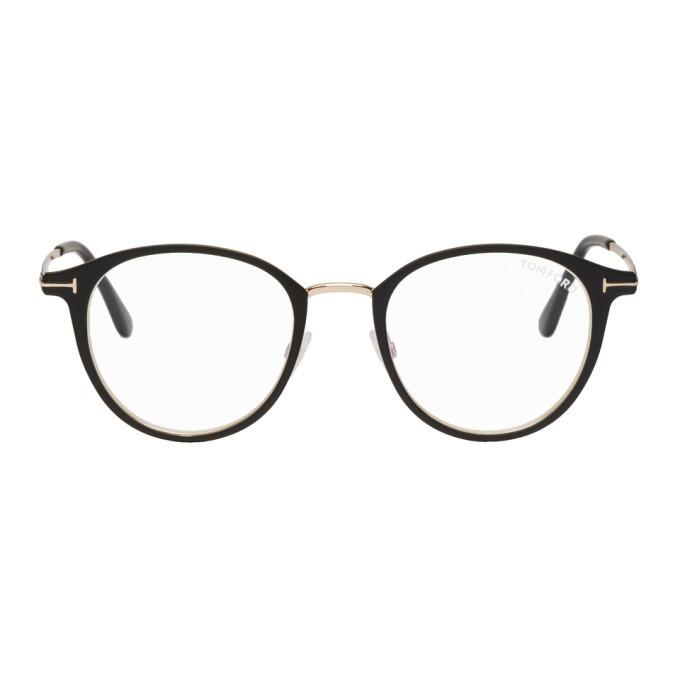 Photo: Tom Ford Black TF-5528B Glasses