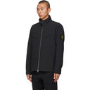 Stone Island Black Light Soft Shell-R Jacket