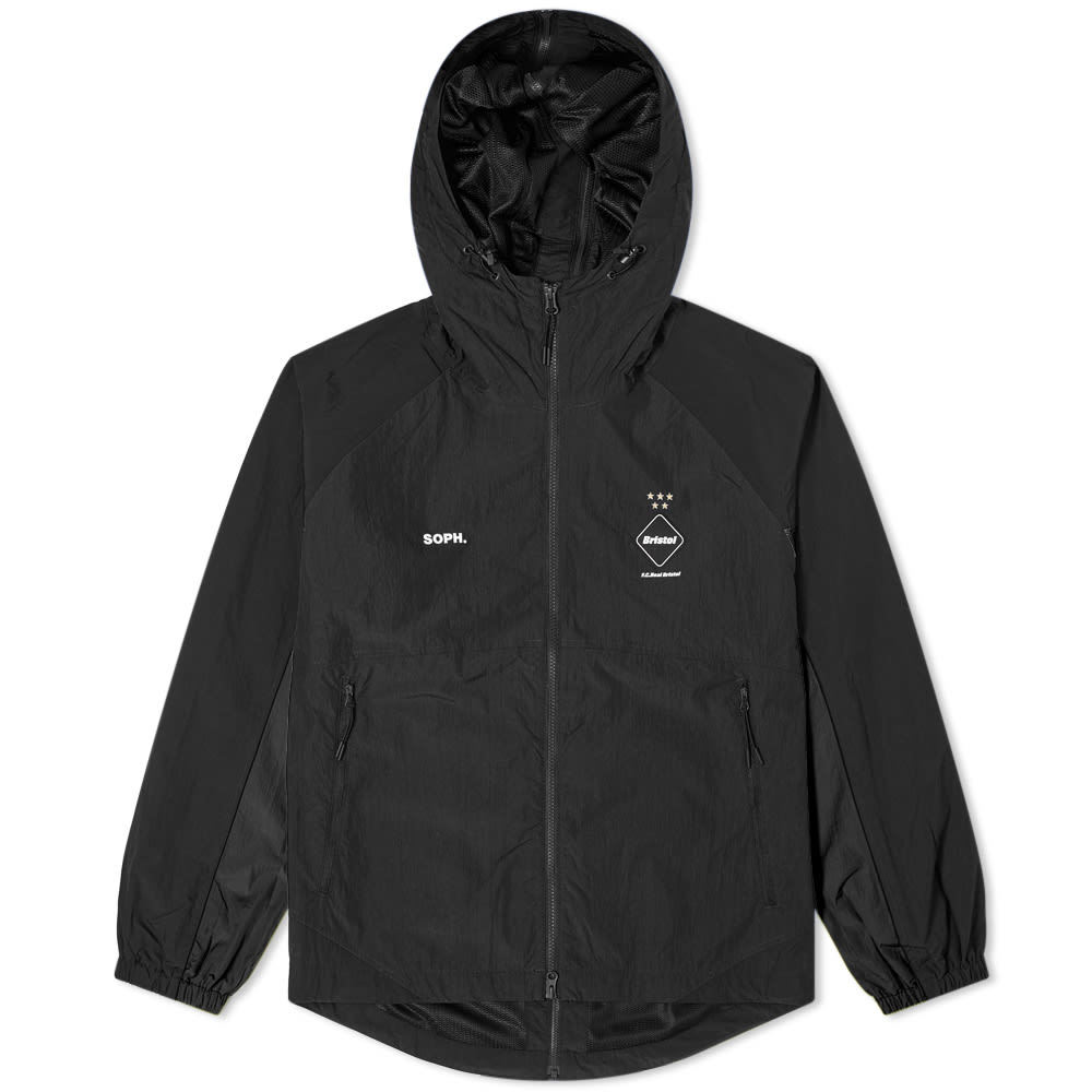 Photo: F.C. Real Bristol Separate Wide Jacket
