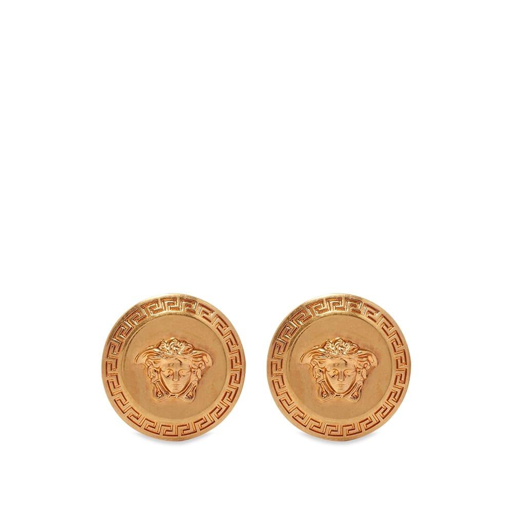 Photo: Versace Medusa Large Earrings