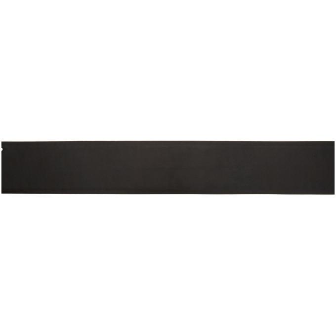Versace Black Vitrus Belt