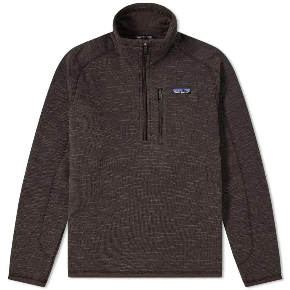 Photo: Patagonia Better Sweater 1/4 Zip Jacket Dark Walnut