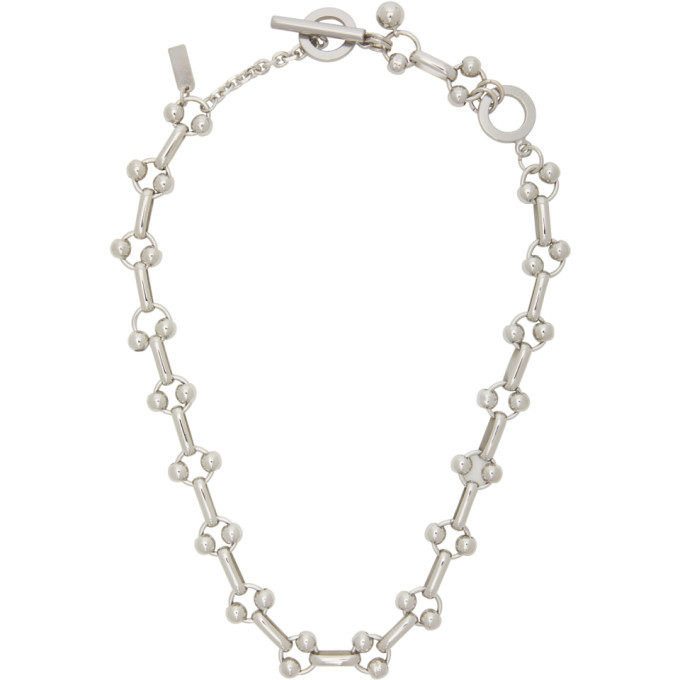 Photo: Mounser Silver Regio Necklace