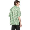 Acne Studios Green Simon Shirt