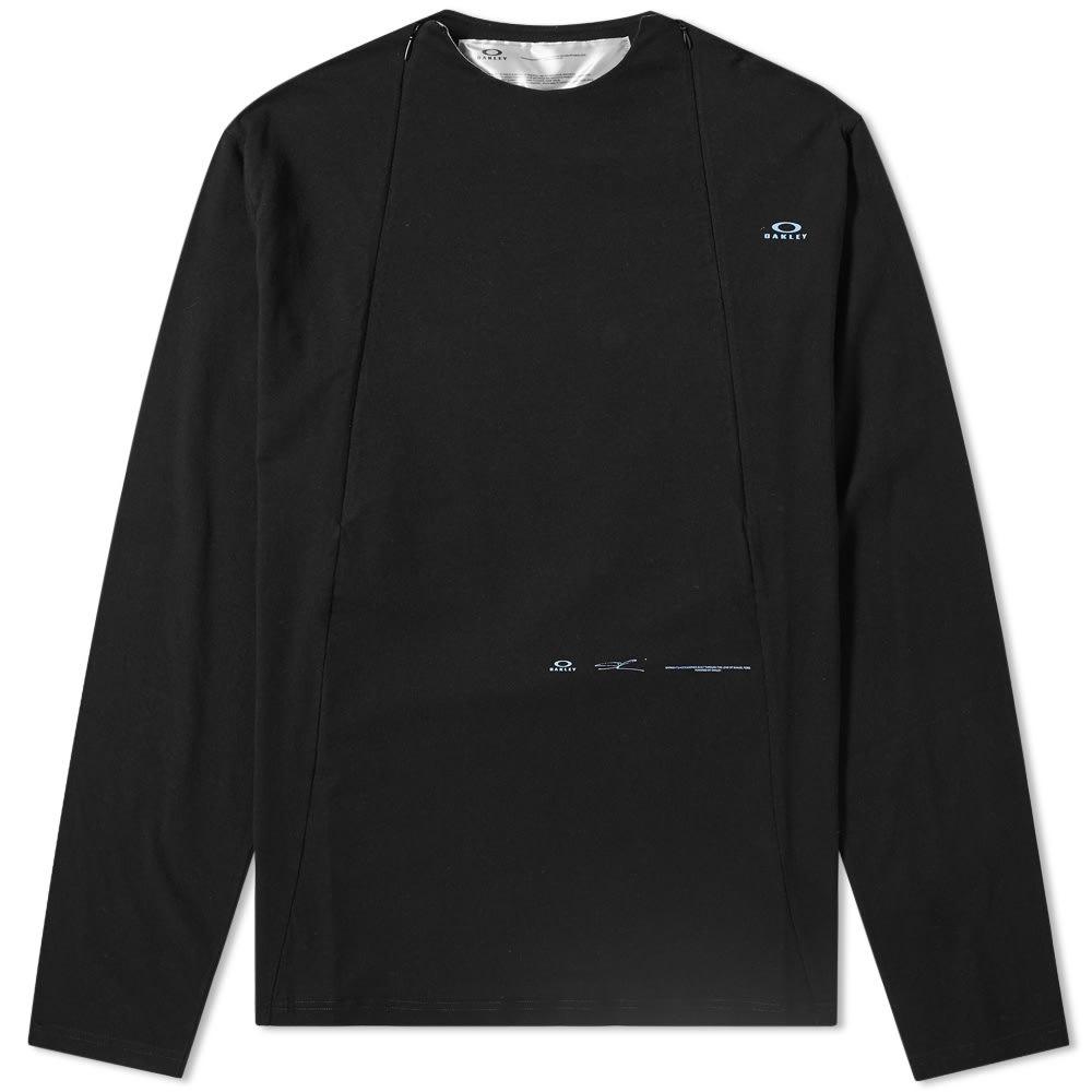 Photo: Oakley x Samuel Ross Long Sleeve Logo Tee Black