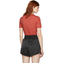 adidas Originals Orange Trefoil T-Shirt