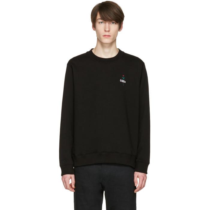 032c Black Dont Dream Its Over Sweatshirt