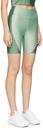 Nike Jordan Green Stretch Essentials Bike Shorts